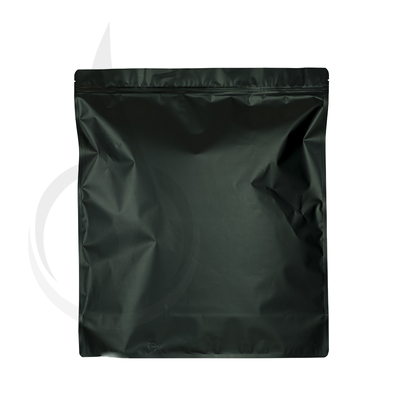 "Large Bag - Clear Front with Black Back - 14.75"" x 5"" x 16.75"""